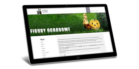 Figury Ogrodowe <span>&#8211; WordPress / PHP / Programowanie interaktywne</span>